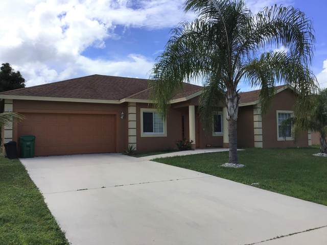 4068 SW Mccandless Street, Port Saint Lucie, FL 34953 (MLS #RX-10653100) :: Berkshire Hathaway HomeServices EWM Realty