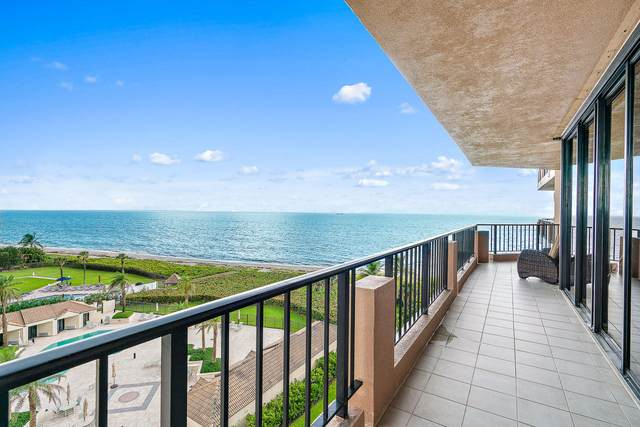 530 Ocean Drive #701, Juno Beach, FL 33408 (#RX-10653139) :: Signature International Real Estate