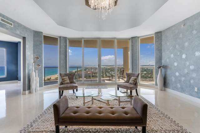 2700 N Ocean Drive 1504A, Singer Island, FL 33404 (MLS #RX-10653259) :: Berkshire Hathaway HomeServices EWM Realty