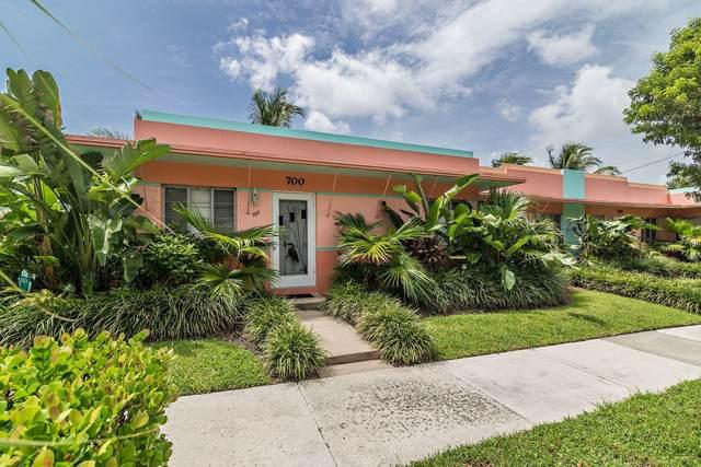 700 New York Street, West Palm Beach, FL 33401 (MLS #RX-10653285) :: Berkshire Hathaway HomeServices EWM Realty