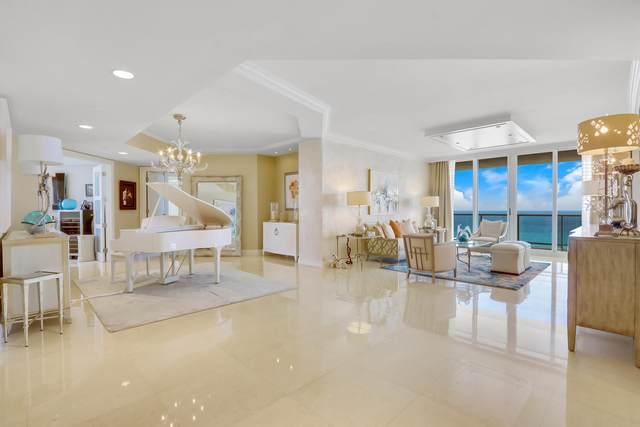 2700 N Ocean Drive 2201B, Riviera Beach, FL 33404 (MLS #RX-10653310) :: Berkshire Hathaway HomeServices EWM Realty