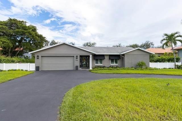 3930 Sherwood Boulevard, Delray Beach, FL 33445 (MLS #RX-10653438) :: Berkshire Hathaway HomeServices EWM Realty