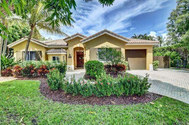 505 NW 12th Street, Delray Beach, FL 33444 (MLS #RX-10654266) :: Berkshire Hathaway HomeServices EWM Realty