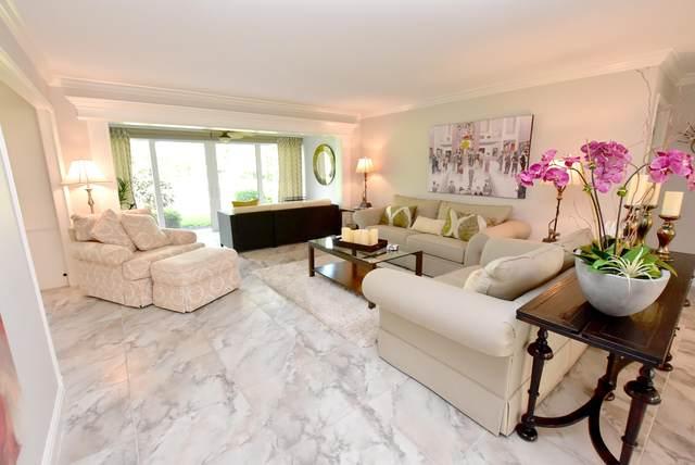 3844 Quail Ridge Drive N Blue Heron, Boynton Beach, FL 33436 (#RX-10654348) :: The Reynolds Team/ONE Sotheby's International Realty