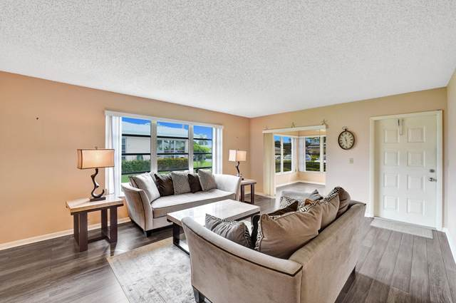 14700 Canalview Drive D, Delray Beach, FL 33484 (MLS #RX-10654416) :: Berkshire Hathaway HomeServices EWM Realty