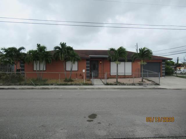 1585 Ac Evans Street, Riviera Beach, FL 33404 (#RX-10654609) :: Ryan Jennings Group