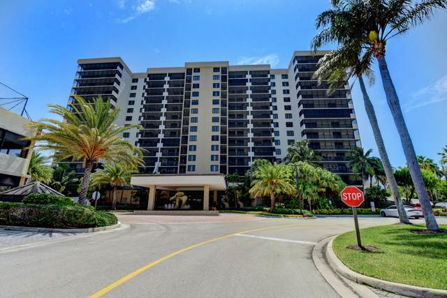 3400 S Ocean Boulevard 3E, Highland Beach, FL 33487 (#RX-10654675) :: Posh Properties