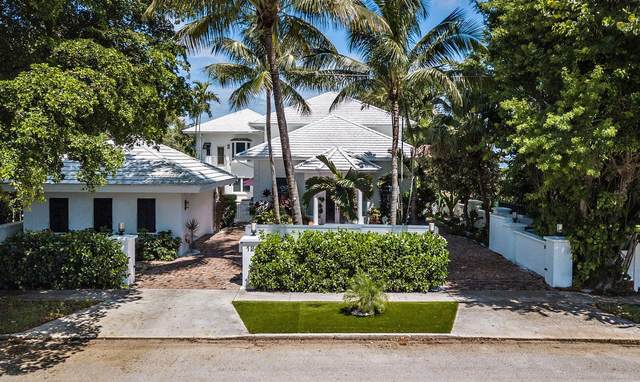 121 Seville Road, West Palm Beach, FL 33405 (MLS #RX-10655099) :: The Jack Coden Group