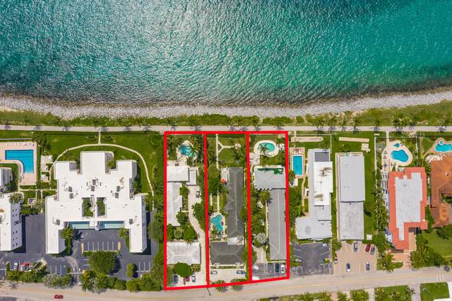 150 Inlet Way 1W, Palm Beach Shores, FL 33404 (#RX-10655631) :: The Power of 2 | Century 21 Tenace Realty