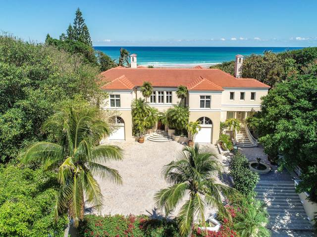 515 S Beach Road, Hobe Sound, FL 33455 (#RX-10655779) :: Ryan Jennings Group