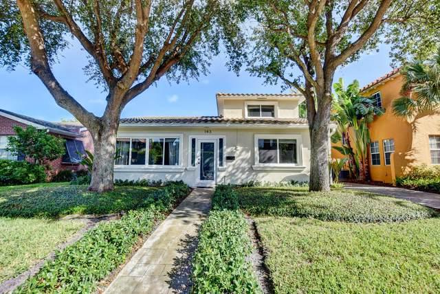 143 Edgewood Drive, West Palm Beach, FL 33405 (MLS #RX-10655993) :: Berkshire Hathaway HomeServices EWM Realty
