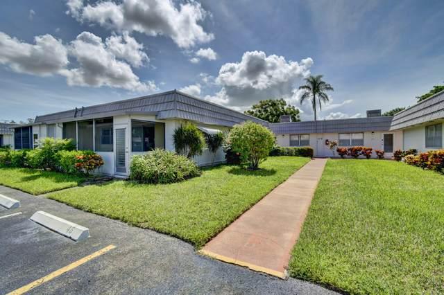 44 Valencia B, Delray Beach, FL 33484 (MLS #RX-10656138) :: The Paiz Group