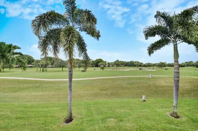 3 Stratford Drive H, Boynton Beach, FL 33436 (MLS #RX-10656262) :: Berkshire Hathaway HomeServices EWM Realty