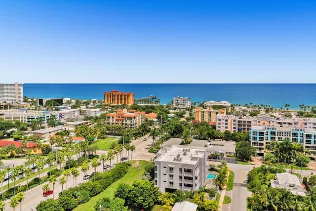 51 SE 19th Avenue #301, Deerfield Beach, FL 33441 (#RX-10656308) :: The Rizzuto Woodman Team