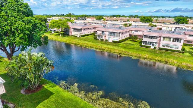 393 Saxony I, Delray Beach, FL 33446 (#RX-10656318) :: Treasure Property Group
