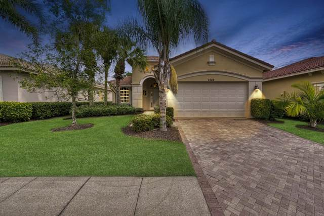 7428 Bob O Link Way, Port Saint Lucie, FL 34986 (MLS #RX-10656402) :: Berkshire Hathaway HomeServices EWM Realty