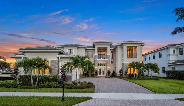 7309 NW 27th Avenue, Boca Raton, FL 33496 (#RX-10656484) :: Treasure Property Group