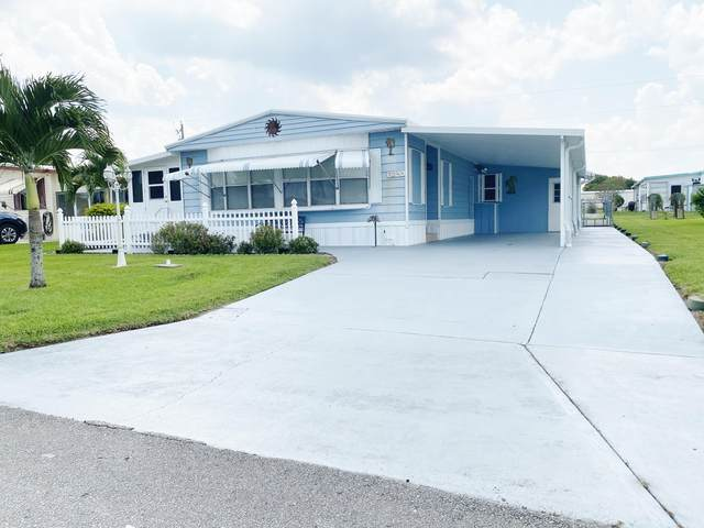 7760 SE Eagle Avenue, Hobe Sound, FL 33455 (MLS #RX-10656513) :: Berkshire Hathaway HomeServices EWM Realty