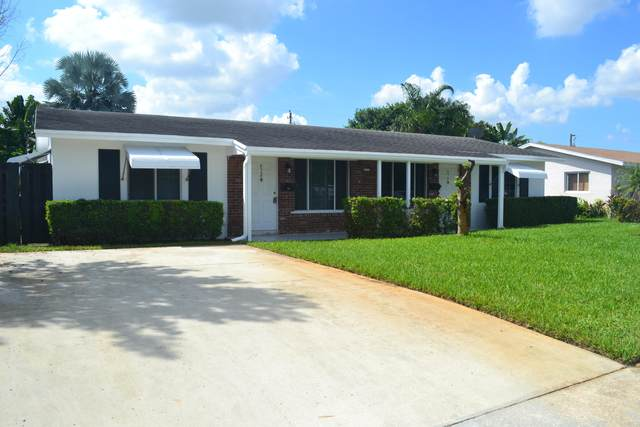 632-636 W Oakland Park Boulevard, Wilton Manors, FL 33311 (MLS #RX-10656607) :: Berkshire Hathaway HomeServices EWM Realty
