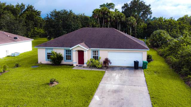 1250 SW Ackard Avenue, Port Saint Lucie, FL 34953 (MLS #RX-10656839) :: THE BANNON GROUP at RE/MAX CONSULTANTS REALTY I