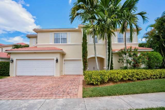 236 Sedona Way, Palm Beach Gardens, FL 33418 (MLS #RX-10657143) :: Berkshire Hathaway HomeServices EWM Realty