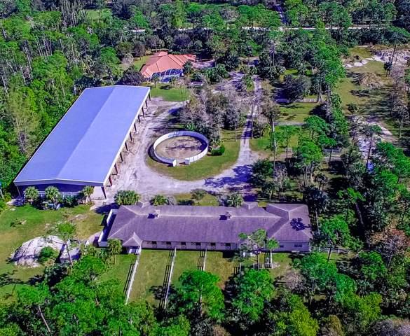 1059 E Road, Loxahatchee Groves, FL 33470 (MLS #RX-10657350) :: Berkshire Hathaway HomeServices EWM Realty