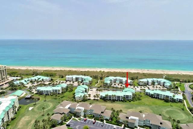 2400 S Ocean Drive #721, Fort Pierce, FL 34949 (#RX-10657618) :: Ryan Jennings Group
