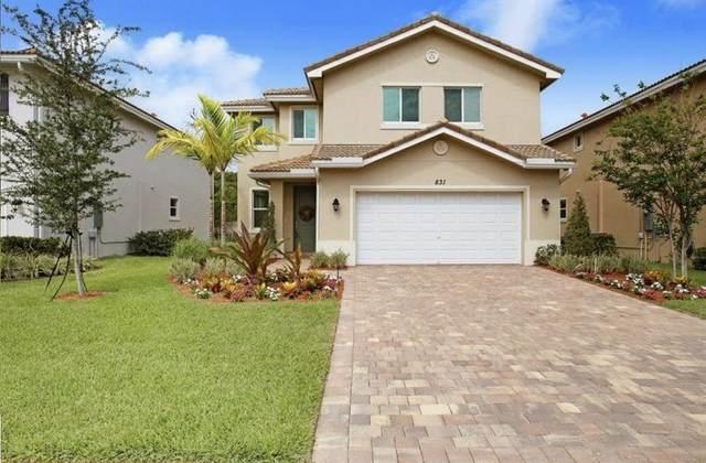 831 Palm Tree Lane, Haverhill, FL 33415 (MLS #RX-10657654) :: Berkshire Hathaway HomeServices EWM Realty