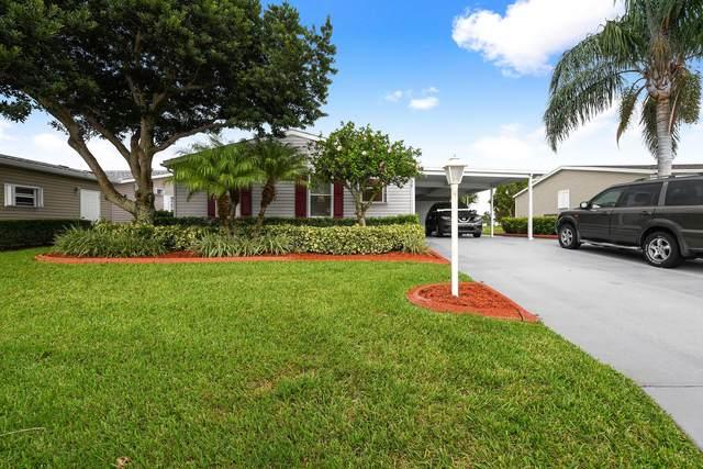 7728 Mcclintock Way, Port Saint Lucie, FL 34952 (MLS #RX-10657850) :: Berkshire Hathaway HomeServices EWM Realty