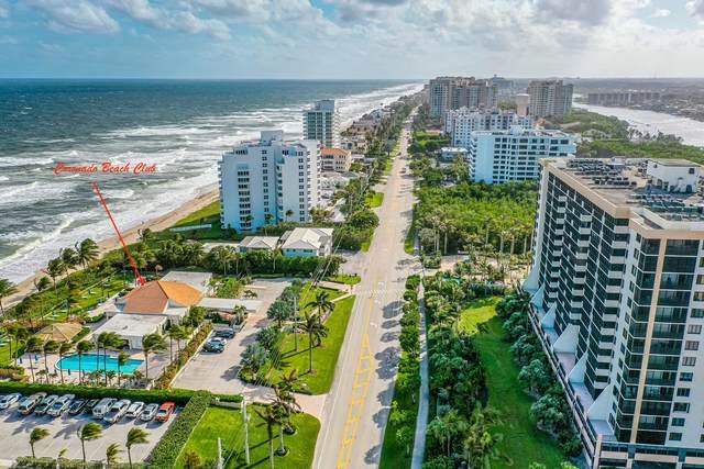 3400 S Ocean Boulevard 11-L, Highland Beach, FL 33487 (MLS #RX-10657943) :: Berkshire Hathaway HomeServices EWM Realty