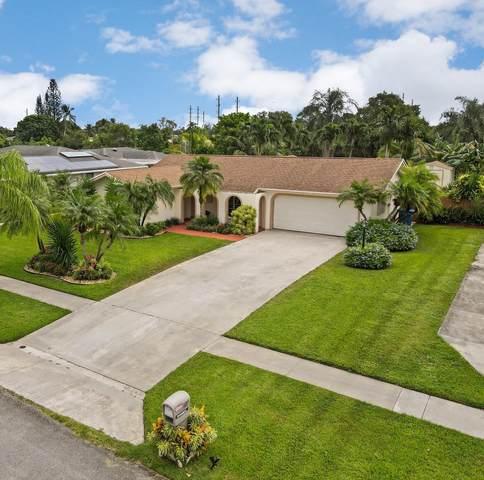 127 Galiano Street, Royal Palm Beach, FL 33411 (MLS #RX-10657947) :: The Jack Coden Group