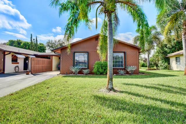 510 SE 27th Way, Boynton Beach, FL 33435 (#RX-10658169) :: Ryan Jennings Group