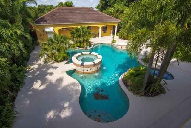 8053 S Indian River Drive, Fort Pierce, FL 34982 (MLS #RX-10658304) :: Berkshire Hathaway HomeServices EWM Realty