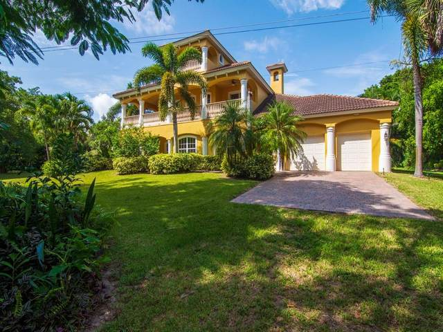 8053 S Indian River Drive, Fort Pierce, FL 34982 (MLS #RX-10658312) :: Berkshire Hathaway HomeServices EWM Realty