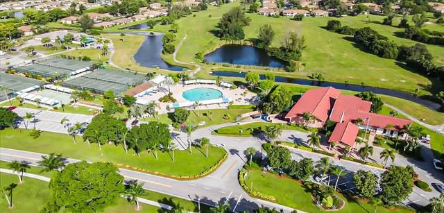 13893 Via Aurora D, Delray Beach, FL 33484 (MLS #RX-10658342) :: Berkshire Hathaway HomeServices EWM Realty