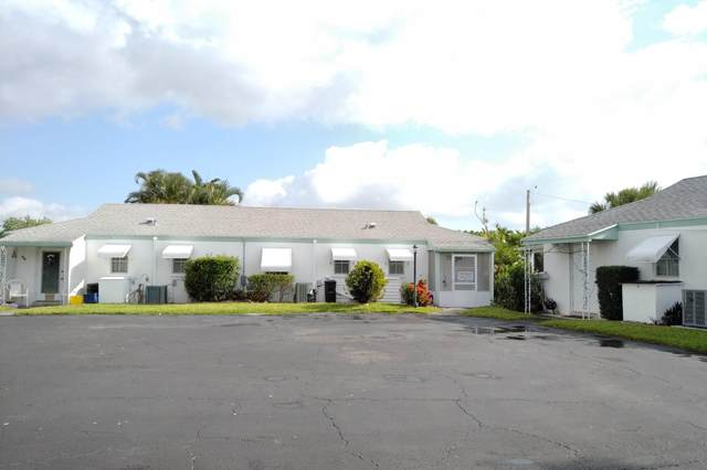 3060 Meridian Way N #2, Palm Beach Gardens, FL 33410 (MLS #RX-10658540) :: Berkshire Hathaway HomeServices EWM Realty