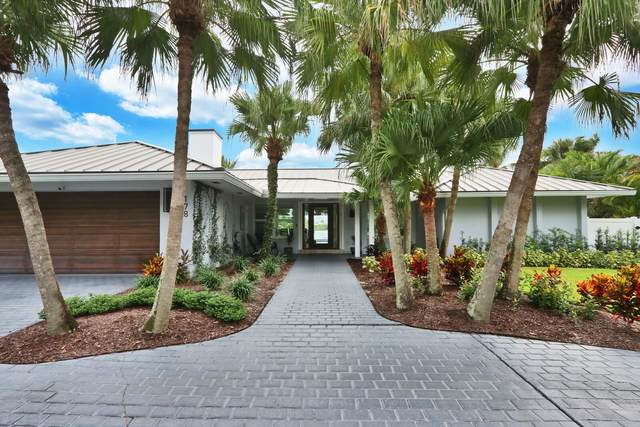178 Country Club Drive, Tequesta, FL 33469 (MLS #RX-10658596) :: THE BANNON GROUP at RE/MAX CONSULTANTS REALTY I