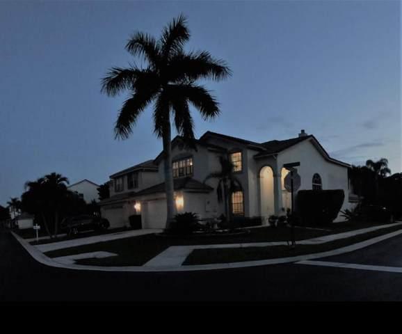 7508 Colony Palm Drive, Boynton Beach, FL 33436 (MLS #RX-10658613) :: Berkshire Hathaway HomeServices EWM Realty