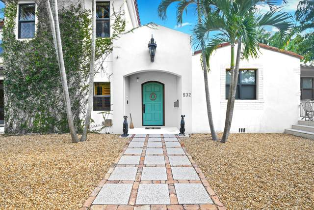 532 27th Street, West Palm Beach, FL 33407 (#RX-10658667) :: Ryan Jennings Group