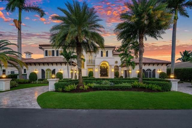 1430 Sabal Palm Drive, Boca Raton, FL 33432 (MLS #RX-10659058) :: Berkshire Hathaway HomeServices EWM Realty