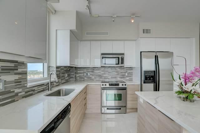 1745 E Hallandale Beach Boulevard 1907W, Hallandale Beach, FL 33009 (MLS #RX-10659437) :: Berkshire Hathaway HomeServices EWM Realty