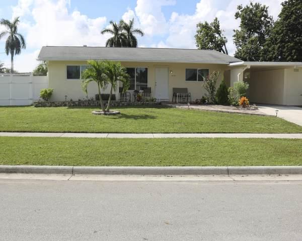 6250 NW 15th Street, Margate, FL 33063 (MLS #RX-10659474) :: Lucido Global