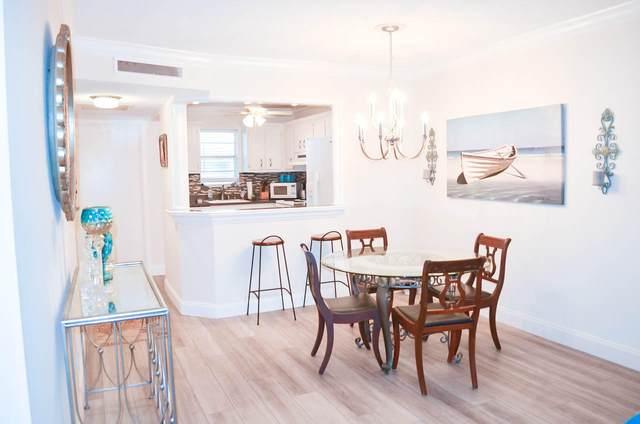 740 E Ocean Avenue #305, Boynton Beach, FL 33435 (MLS #RX-10659563) :: Berkshire Hathaway HomeServices EWM Realty
