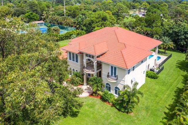 8622 Nashua Drive, Palm Beach Gardens, FL 33418 (MLS #RX-10659712) :: The Jack Coden Group