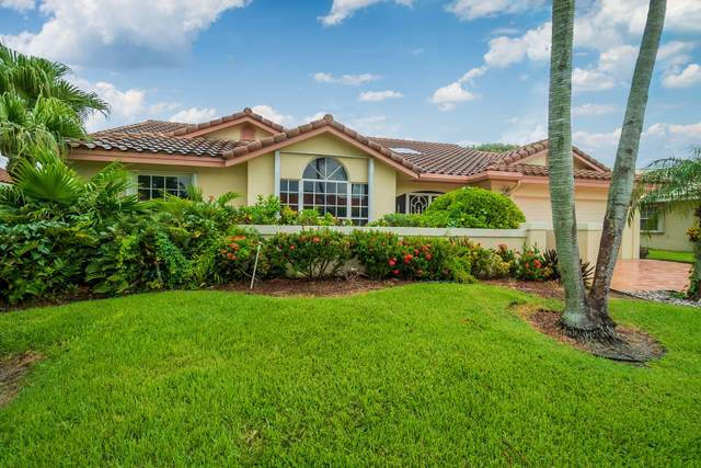 6186 Golf Villas Drive, Boynton Beach, FL 33437 (MLS #RX-10659789) :: Miami Villa Group