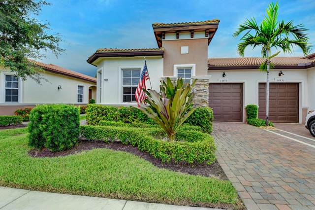 14975 Barletta Way, Delray Beach, FL 33446 (MLS #RX-10660006) :: Berkshire Hathaway HomeServices EWM Realty