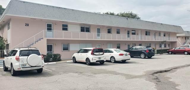 18081 SE Country Club Drive #195, Jupiter, FL 33469 (#RX-10660491) :: Posh Properties