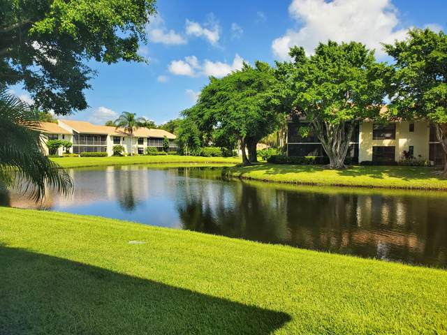 6826 Willow Wood Drive #705, Boca Raton, FL 33434 (#RX-10660497) :: Posh Properties