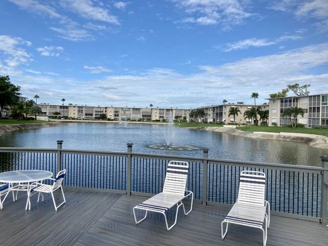 2566 Garden Drive S #305, Lake Worth, FL 33461 (#RX-10660584) :: Posh Properties