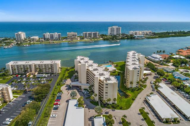 19800 Sandpointe Bay Drive #203, Tequesta, FL 33469 (#RX-10660724) :: Posh Properties